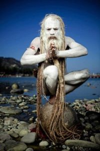 old yoga dude